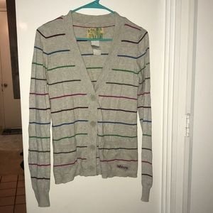 Women's Billabong Button Up Sweater